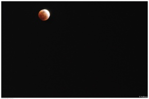 lunar eclipse December 10, 2011
